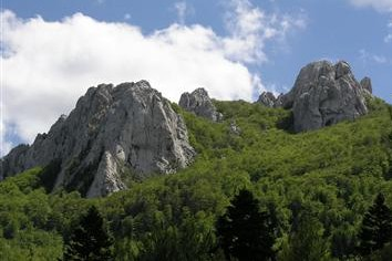 Nationalparken Nordlige Velebit (Sjeverni Velebit)